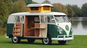 VW Camper and the customer journey